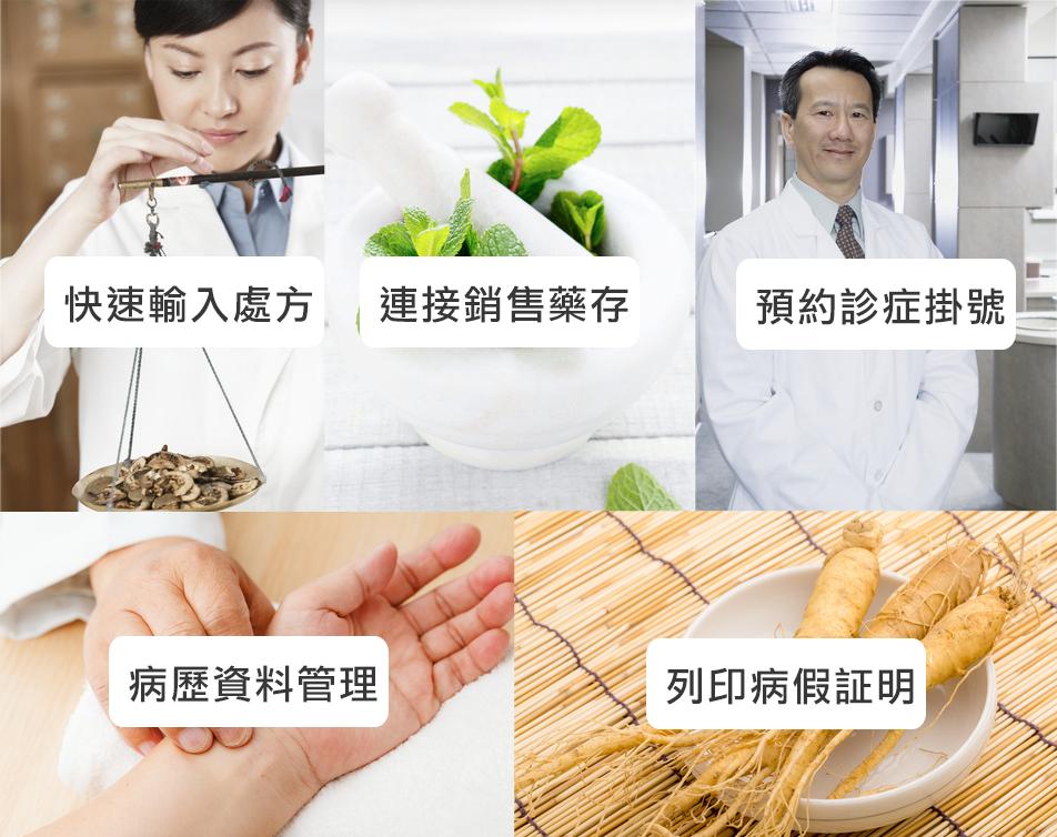 香港中醫診所管理系統 簡介